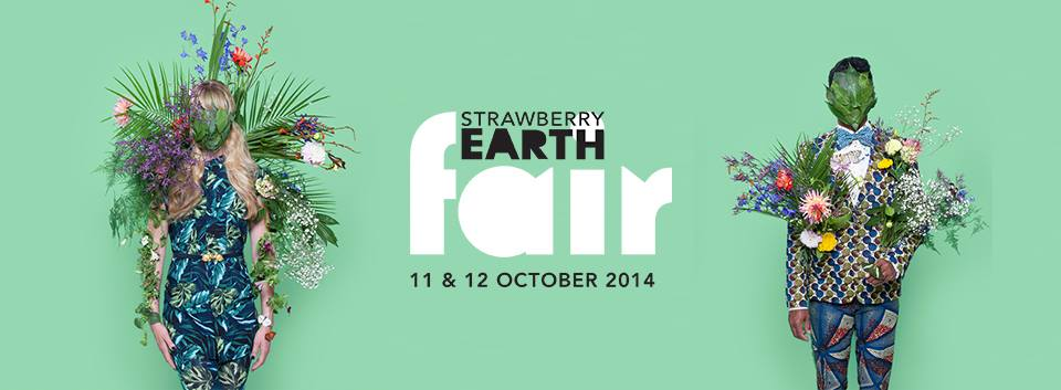 Celebrating Sustainability: 'Strawberry Earth Fair' makes sustainable living a delicious piece of cake