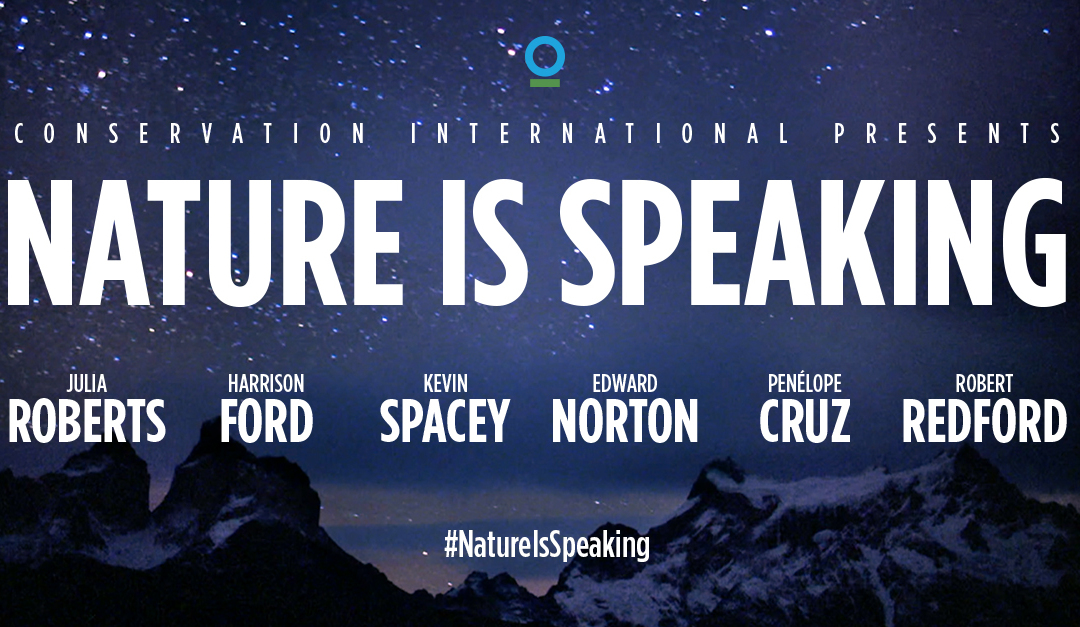 Short Film Series: Nature is Speaking… are you listening?