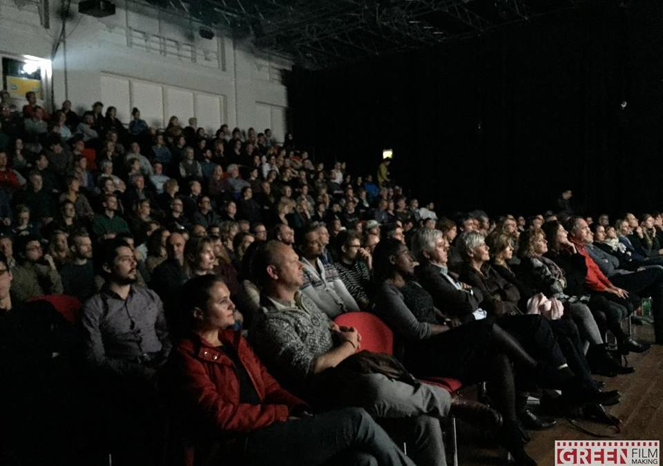 Recap: The Green Film Making Project hosts 'Green Screen Day' 2014 Success at the IDFA