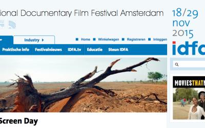 Green Screen Day IDFA 2015