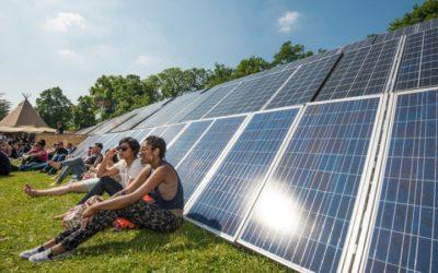 Mobile solar energy supplier Firefly is #winning!
